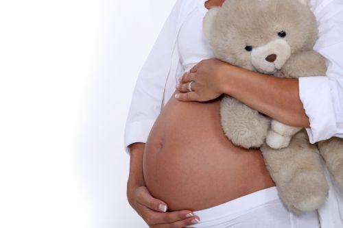 Tehotná žena a zvierací miláčikovia