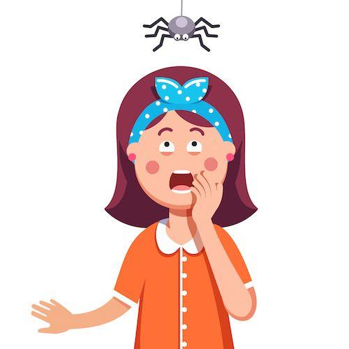 Bojíte sa pavúkov?
